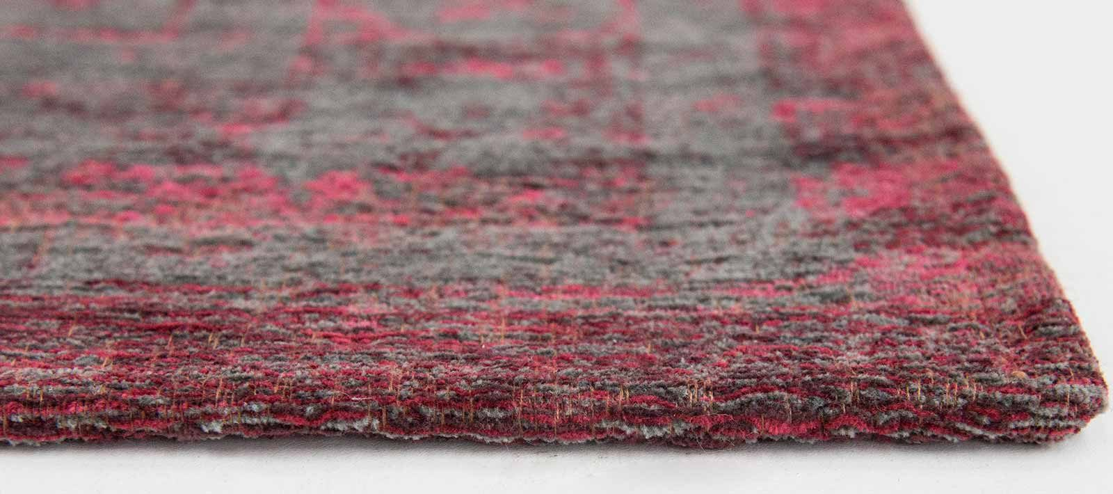 tapis Louis De Poortere LX8261 Fading World Medaillon Pink Flash side