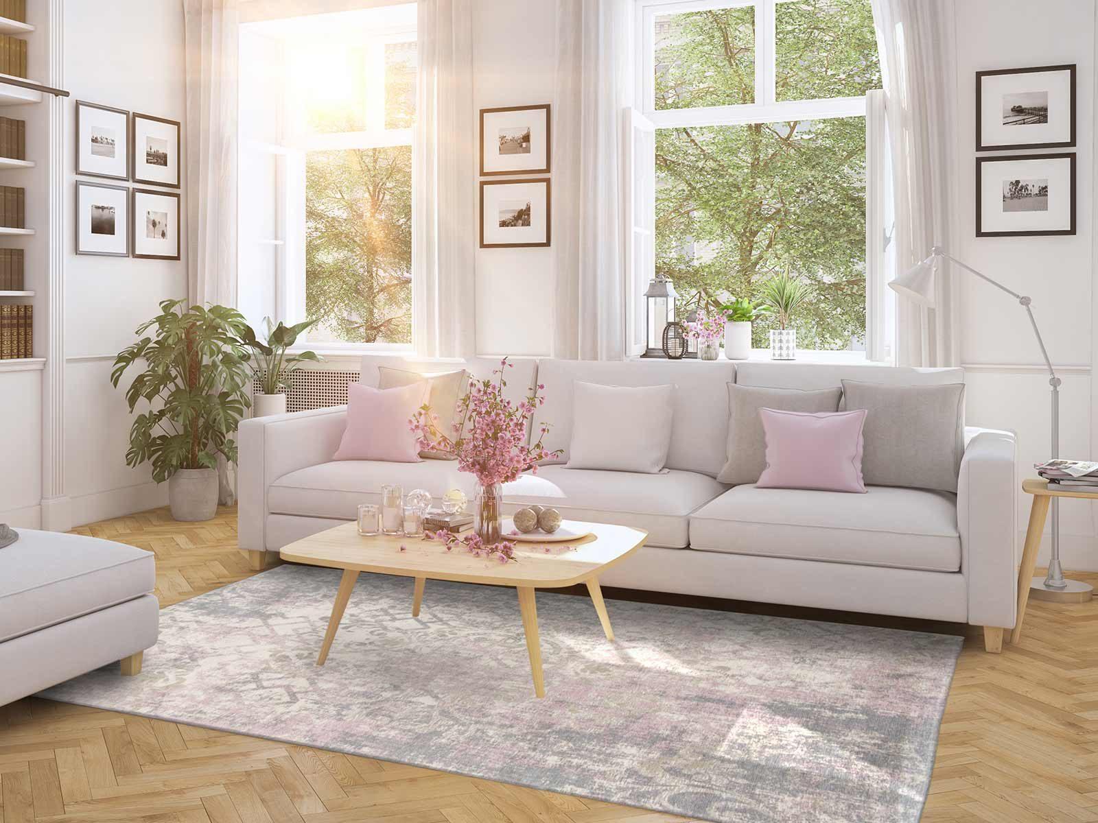 tapis Louis De Poortere LX8546 Fading World Babylon Algarve interior