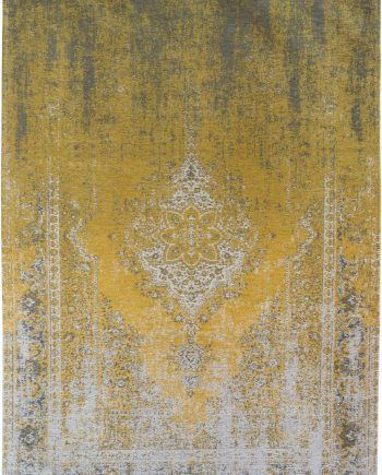 tapis Louis De Poortere LX8638 Fading World Generation Yuzu Cream