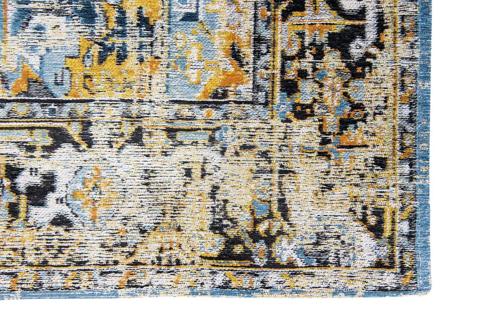 tapis Louis De Poortere LX8704 Antiquarian Antique Heriz Amir Gold corner