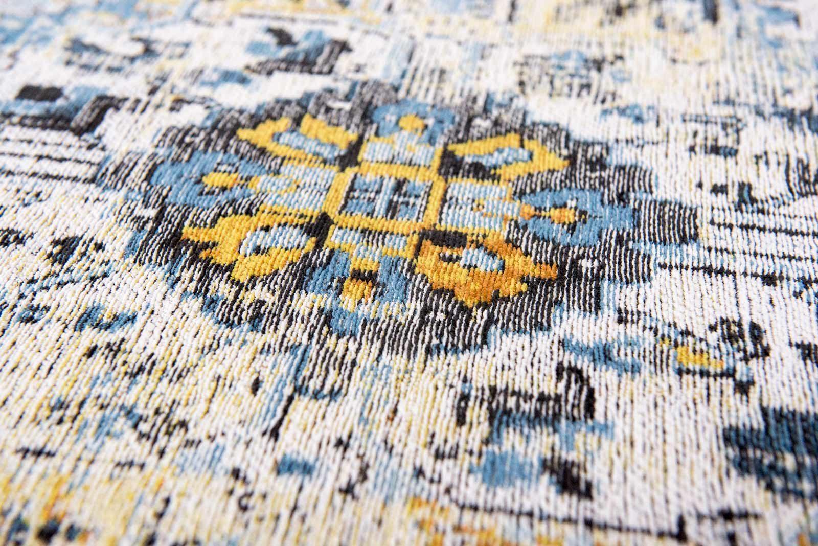 tapis Louis De Poortere LX8704 Antiquarian Antique Heriz Amir Gold zoom 2