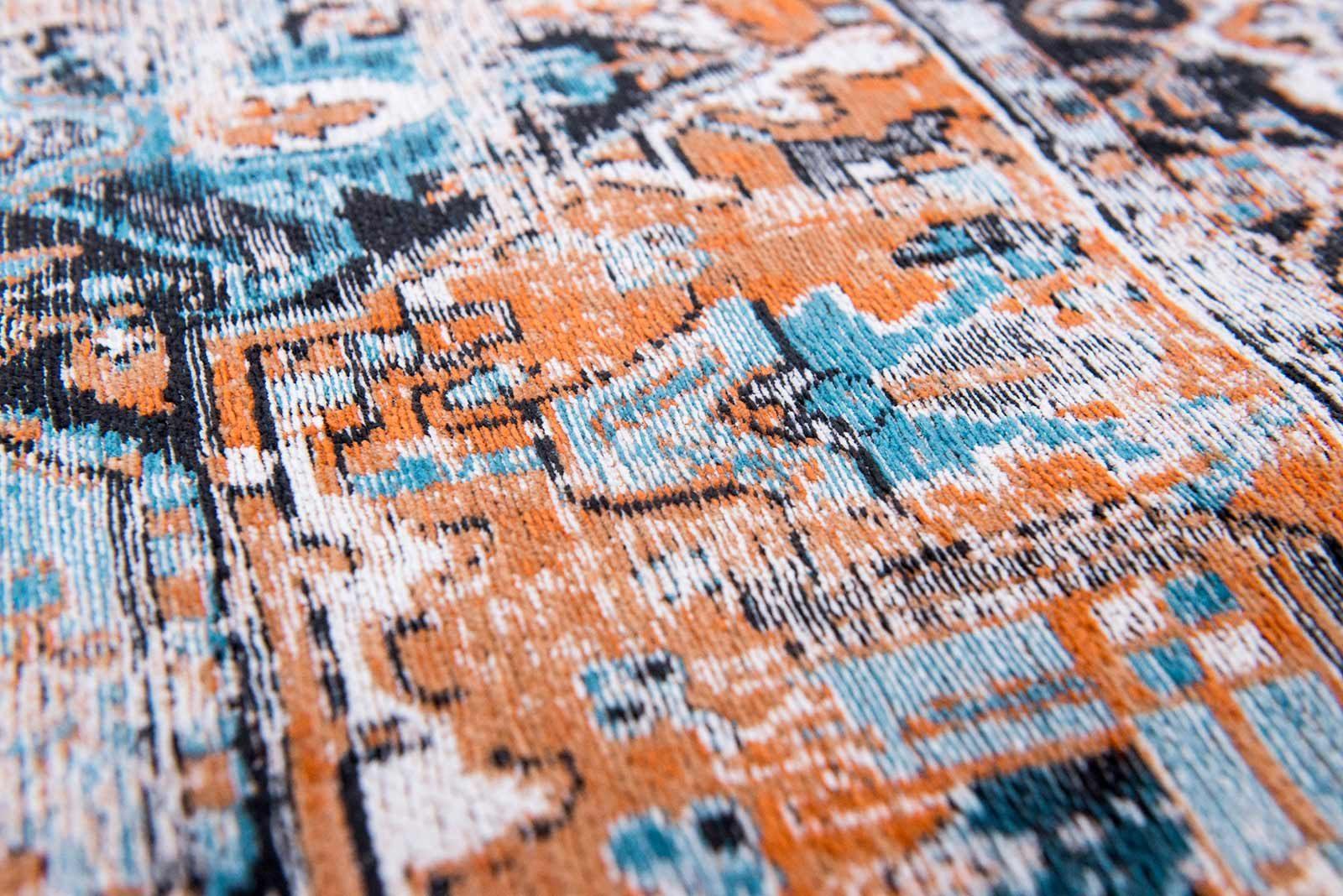 tapis Louis De Poortere LX8705 Antiquarian Antique Heriz Seray Orange zoom 2