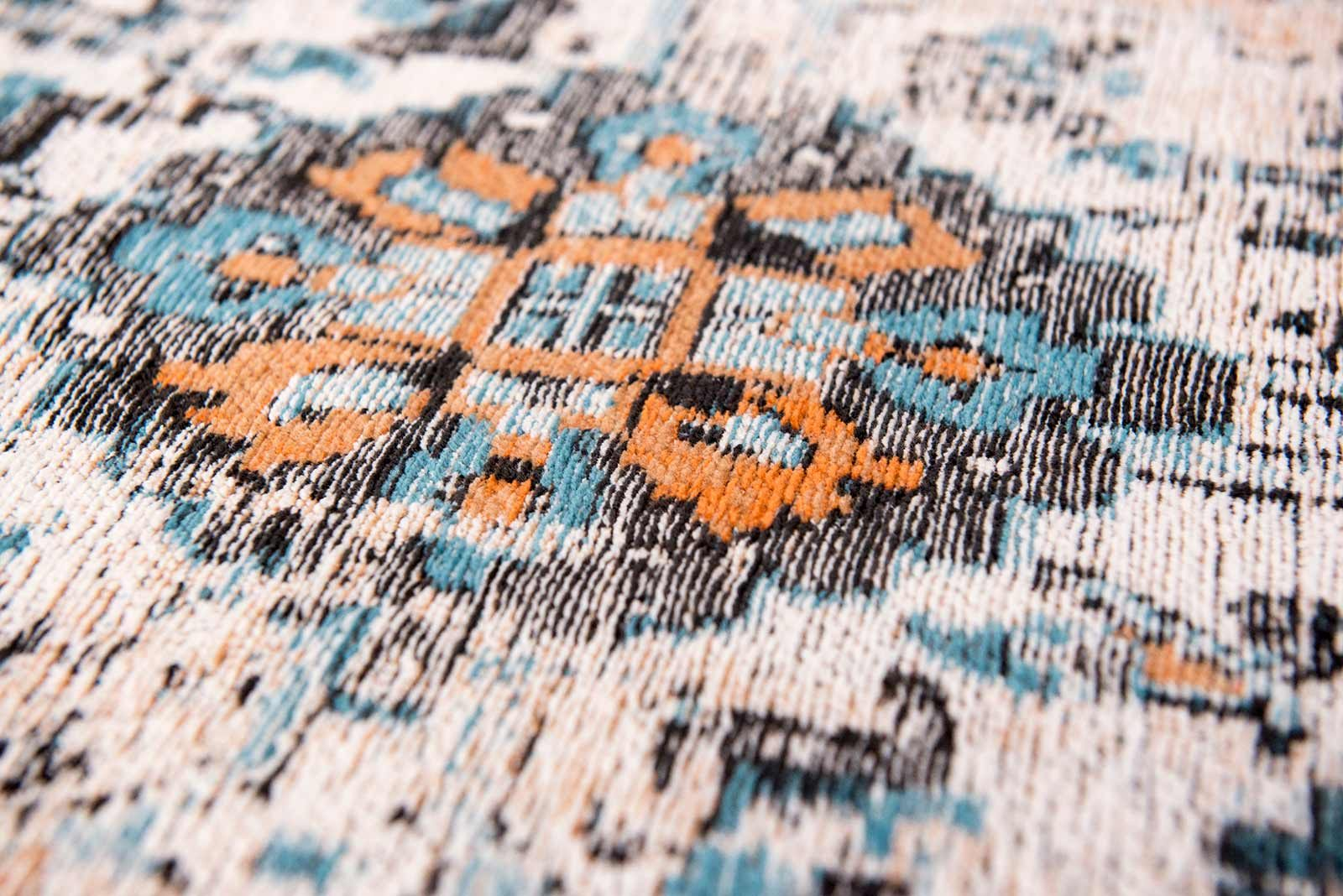 tapis Louis De Poortere LX8705 Antiquarian Antique Heriz Seray Orange zoom 3