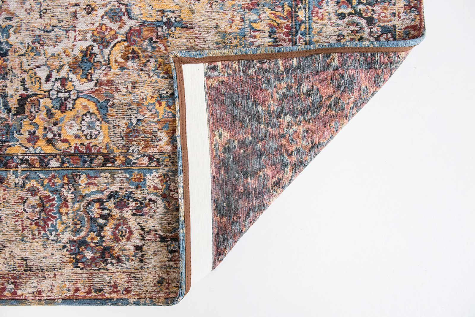 tapis Louis De Poortere LX8713 Antiquarian Antique Bakthiari Khedive Multi back