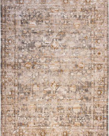tapis Louis De Poortere LX 8884 Antiquarian Ushak Suleiman Grey