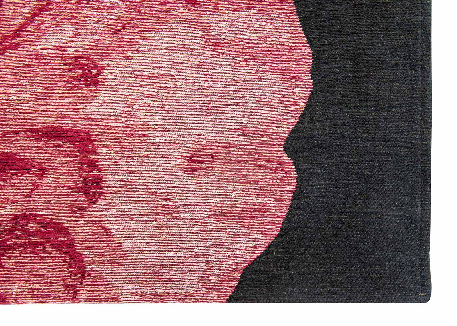 Louis De Poortere tapis Fischbacher 9051 Interfloral Multi corner