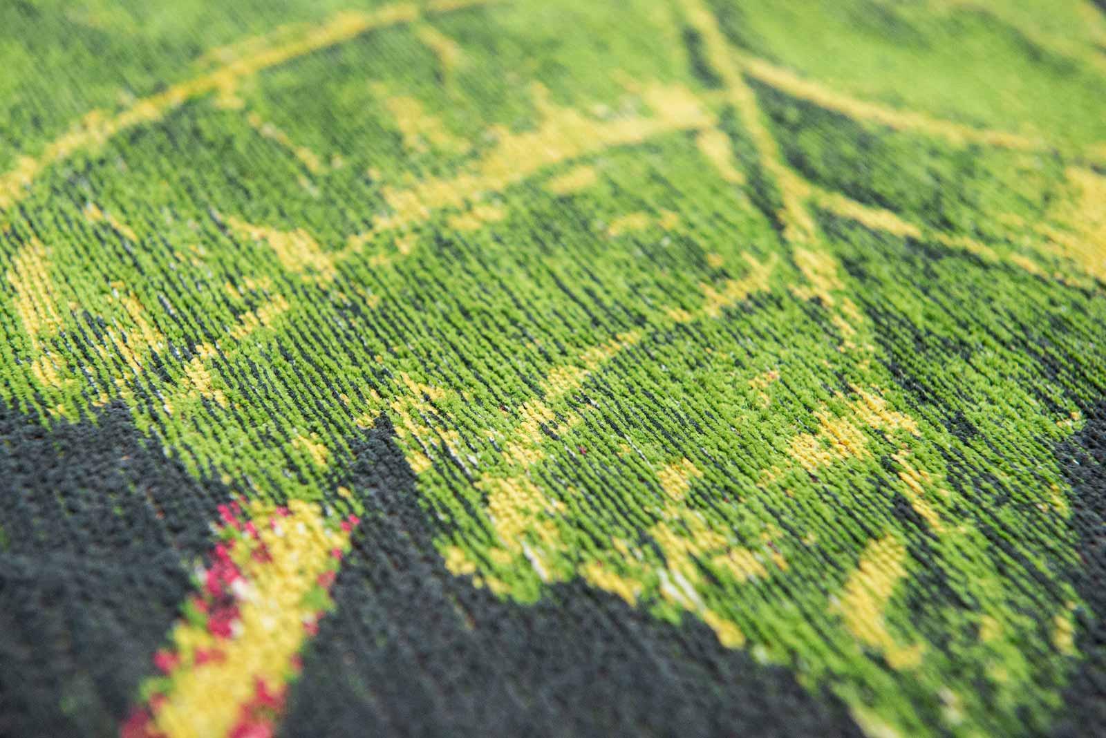 Louis De Poortere tapis Fischbacher 9051 Interfloral Multi zoom 2