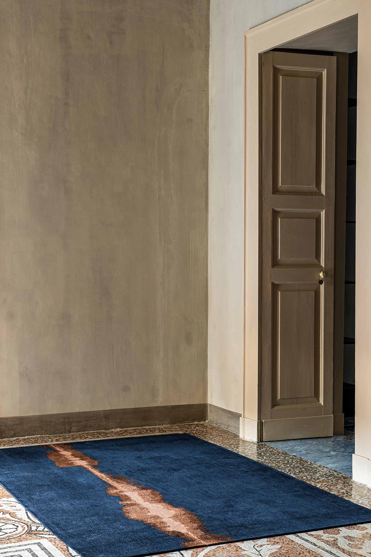Louis De Poortere tapis Fischbacher Linares 9056 interior 1