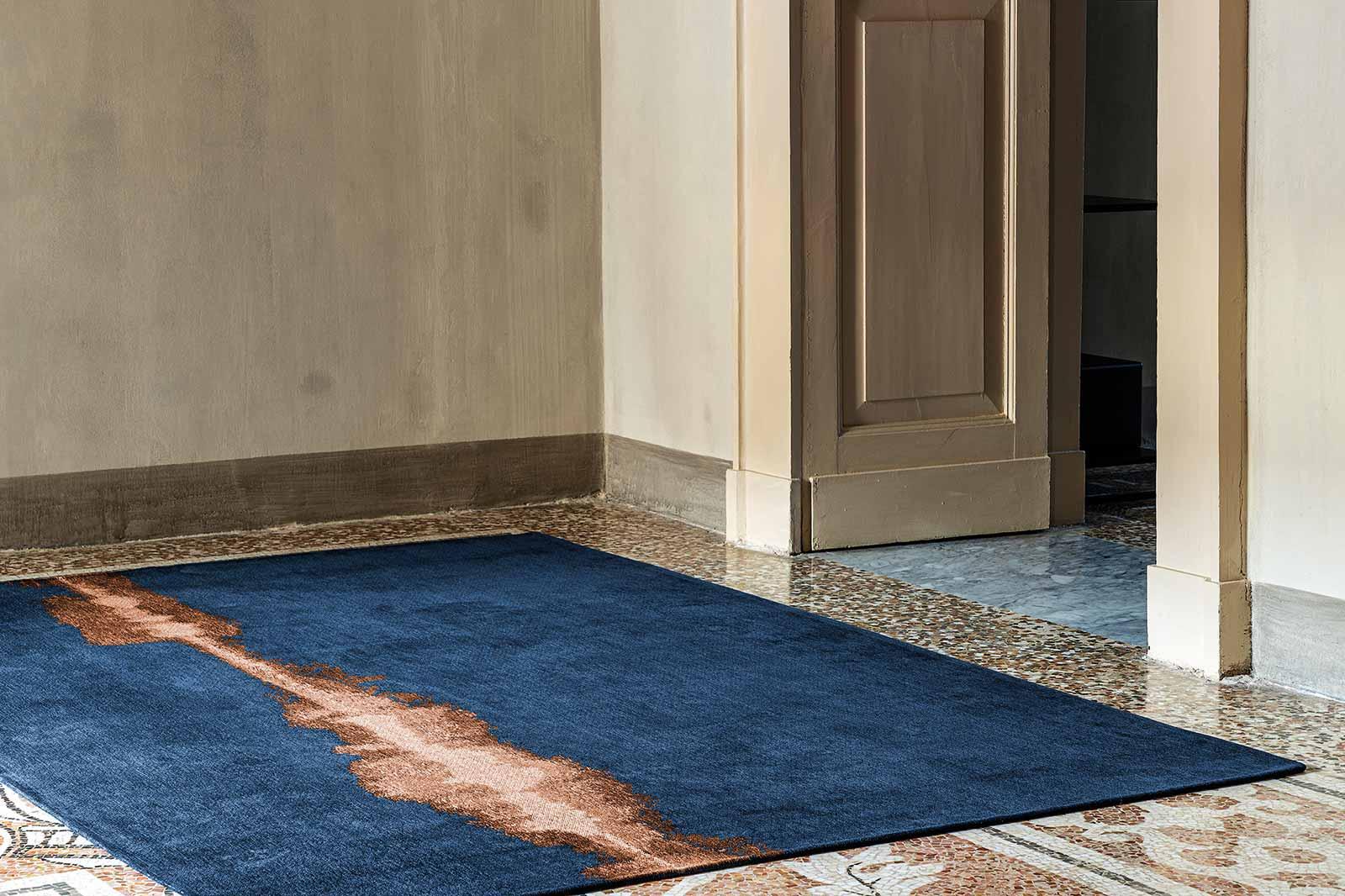 Louis De Poortere tapis Fischbacher Linares 9056 interior 2