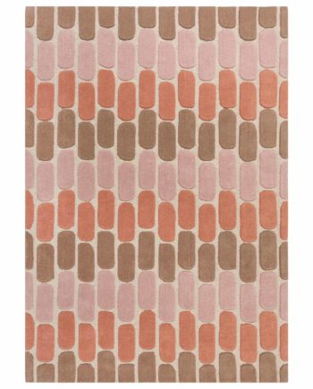 Andessi Tapis Radiance Fossil Terracotta 8