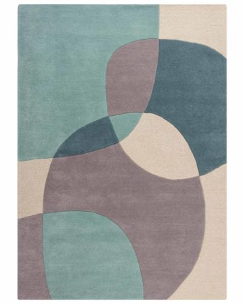 Andessi Tapis Radiance Glow Blue 2