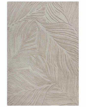Andessi Tapis Solace Lino Leaf Grey 1